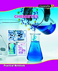 Classmate Practical Notebook - Chemistry, Hard Cover, 180 Pages, 280x220, Single Line/Blank