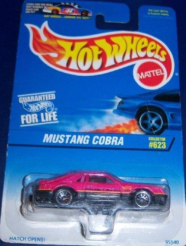 Hotwheels #623 Mustang Cobra