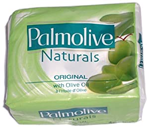 Palmolive olive oil soap