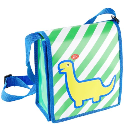 J.I.P. Zoo School Bag, Dino - 1