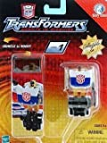 Prowl 2 Transformers RID R.I.D. robots in disguise tiny tin 2003