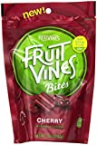 Red Vines, Fruit Vines Bites, Strawberry, 10oz Resealable Pouch (Pack of 4)