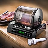 STX International STX-1000-CE Chef's Elite 15 Minute Meat & Vegetable Vacuum Marinator with Auto Shut Off and Free Meat Tenderizer