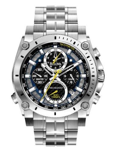 Bulova Men's 96B175 Precisionist Chronograph Watch