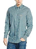 POLO CLUB Camisa Hombre Academy Trend (Azul)