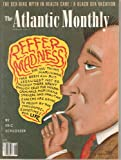 img - for Atlantic Monthly Magazine August 1994 Reefer Madness cover story Eric Schlosser (Volume 274 No. 2) book / textbook / text book