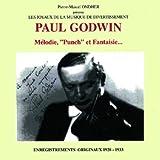echange, troc Paul Godwin & son orchestre - Mélodie, 'Punch' et Fantaisie