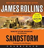img - for Sandstorm Low Price CD (Sigma Force Novels) book / textbook / text book