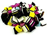 Licorice Allsorts, 2lb Bag