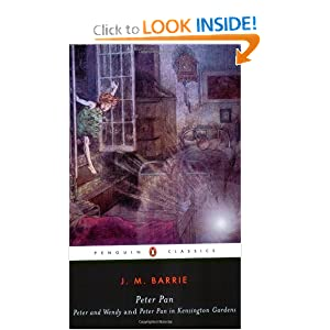 Peter Pan: Peter and Wendy and Peter Pan in Kensington Gardens by J.M. Barrie and Jack Zipes