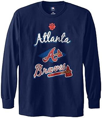 MLB Atlanta Braves Men's 58T Long Sleeve Tee