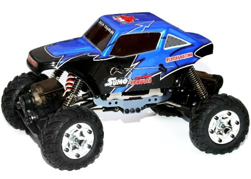SUMO ROCK CRAWLER ~ 1/24 Scale ~ Micro RC ~ By Redcat Racing ~ BLUE
