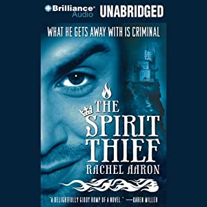 The Spirit Thief Audiobook by Rachel Aaron Narrated by Luke Daniels