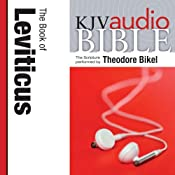 King James Version Audio Bible: The Book of Leviticus | [Zondervan Bibles (editor)]
