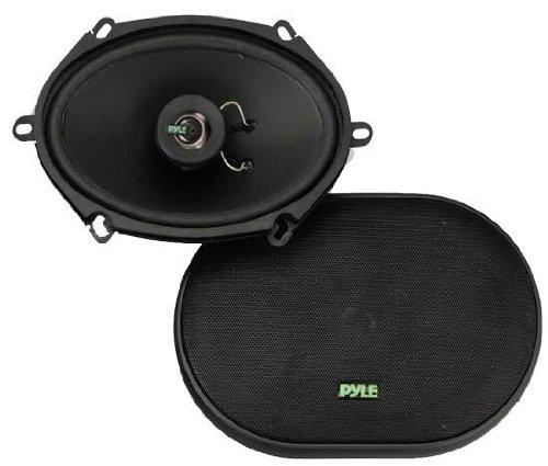 Pyle Plx572 5-Inch X 7-Inch/6-Inch X 8-Inch 180 Watt Two-Way Speakers front-788283