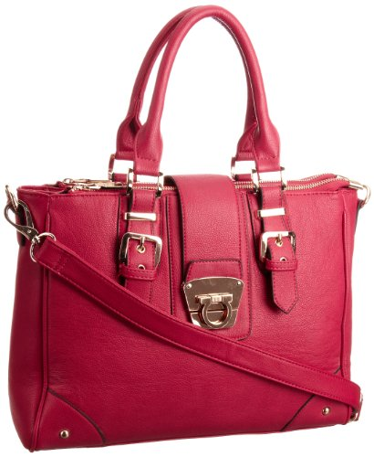 Dune Berry Dizzi Fashion Handbag
