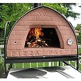 Pizza Party Forno a Pizza Legno senza base