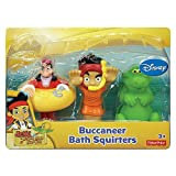Fisher-Price Disney's Jake and The Never Land Pirates: Jake Bath Squirters