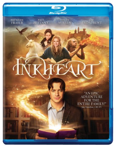 Cover art for  Inkheart (+ BD-Live) [Blu-ray]