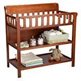 Glenwood Changing Table by Delta Children's Products - Cinnamon