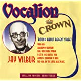 Crown Recordings - 'round About Regent Streetby Jay Wilbur