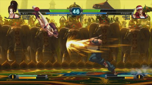 King of Fighters 13 galerija