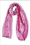 Selfiwear SW-1560 Pink Stole