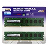 CFD-Panram デスクトップ用 DDR3 1333 Long-DIMM 4GB 2枚組 CL9 W3U1333PS-4G