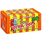 Otter Ice Pops - Tropical, 100 count