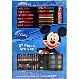 Mickey Mouse Art Set - Disney Mickey Mouse Giant Art Set (67 Pieces)