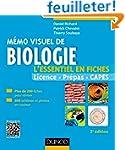 M�mo visuel de biologie - 2e �dition:...