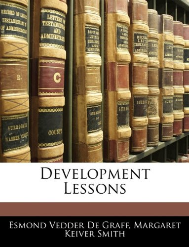 Development Lessons
