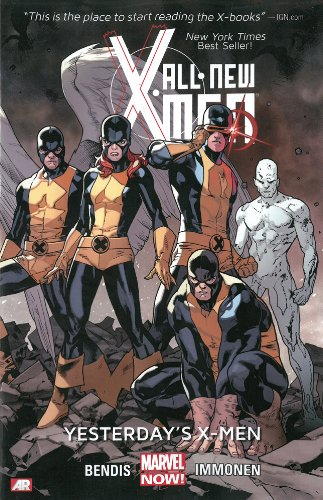 All New X-Men 01 Yesterdays X-Men