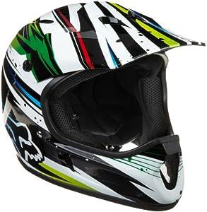 Fox Mens Rampage Helmet by Fox Racing