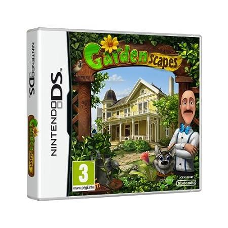 Gardenscapes (Nintendo DS) (UK IMPORT)
