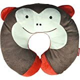 Chinmay Kids U Shape Feeding & Nursing Baby Neck Pillow (Brown)