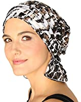 Chemo Beanies ®, Chemo Head Cap, Head Scarf, Hat for Women Cancer Patients