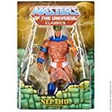 Nepthu the Wicked Sun Sorcerer Masters of the Universe Classics Club Filmation Action Figure