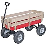 Bigfoot All Terrain Steel And Wood Wagon