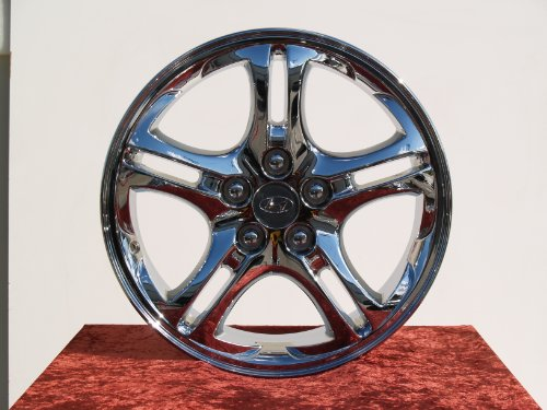 Hyundai Tiburon: Set of 4 genuine factory 17inch