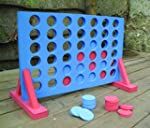 Large 4 In A Row Connect 4 Style Gard...