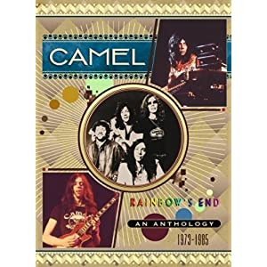 Camel -  A Live Record (CD2)