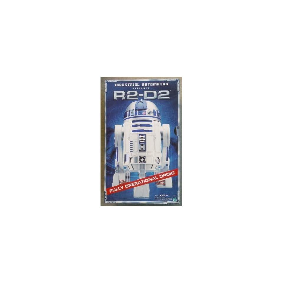 star wars interactive r2d2 astromech droid robot manual