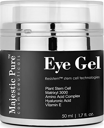 Eye Gel From Majestic Pure Offers Potent Anti