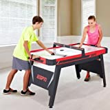 ESPN, 60' Air- Powered Hockey Table and Great Recreational Activity for All...