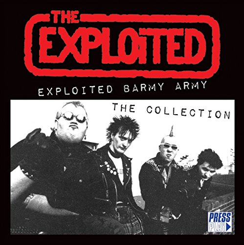 The Collection - Exploited Barmy Army