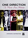 One Direction - In Their Own Words [DVD] [2014] [NTSC]