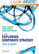 Exploring Corporate Strategy: Text and Cases [with resource DVD]
