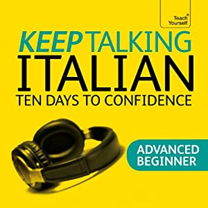 Keep Talking Italian Speech
