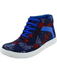 Good Luck Footwear Men's High Top Shoes - B01CER5HVI